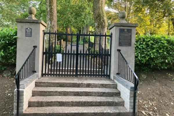 Moravian Graveyard Railings