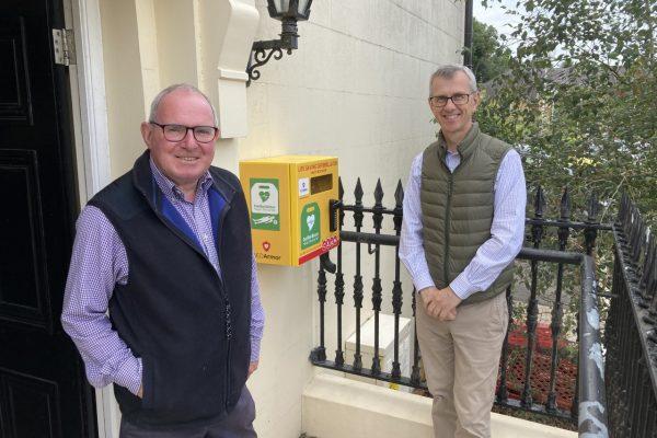 Gracehill Defibrillator